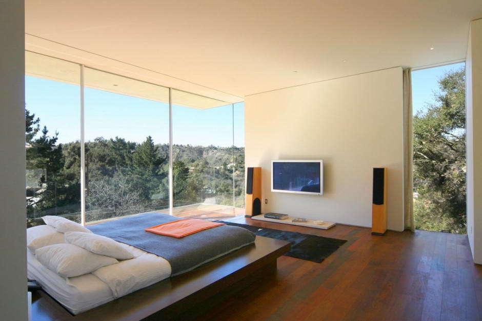 Резиденция Окпасс (Oakpass Residence) в США от Heusch Architecture.