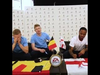 FIFA 18 World Cup | Турнир между игроками Манчестер Сити