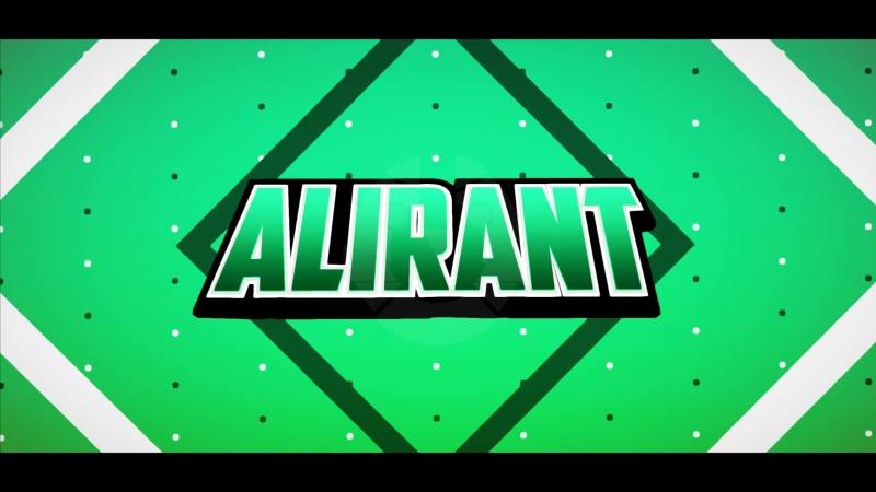 интро для канала Алирант