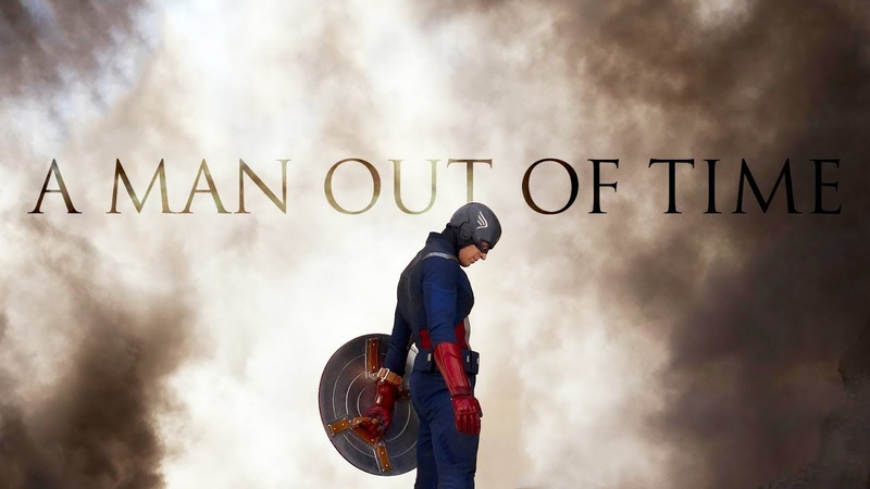Steve Rogers A Man Out Of Time