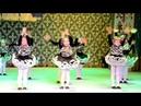 Танец Зебрики Группа Непоседы