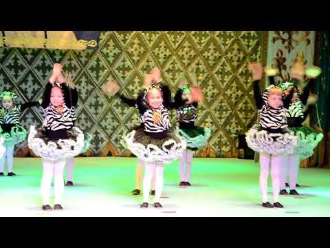 Танец Зебрики, Группа Непоседы
