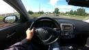 2009 Hyundai i30 1.6L (122) POV Test Drive