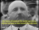 Julius Streicher speech Engsub