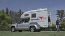Holiday Rent Introduction Ushuaia TISCHER Camper