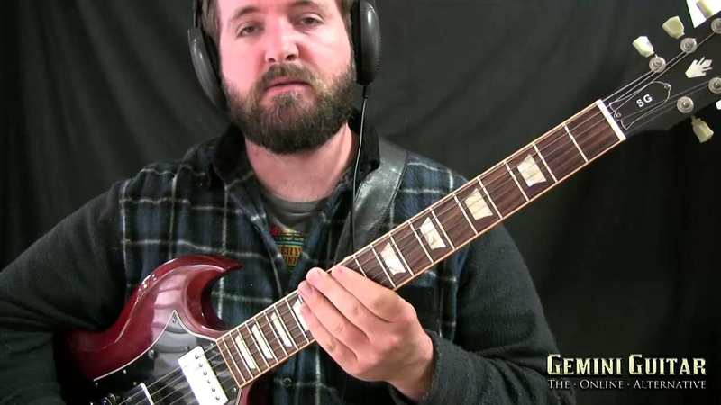 Heavy Rock Essentials - The Diminished Arpeggio, Intervals, Building Progressions