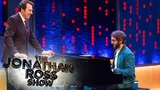 Josh Groban sings Trip Advisor review of Ben Nevis The Jonathan Ross Show