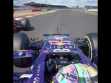 We dont often get to see Vettel and Alonso battling one another - - But when we do... oh b