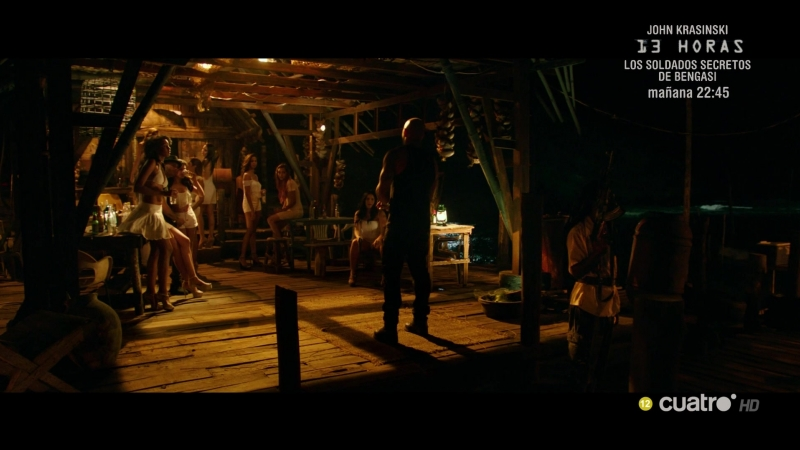 XXx Reactivated (2017) xXx Return of Xander Cage sexy escene 10