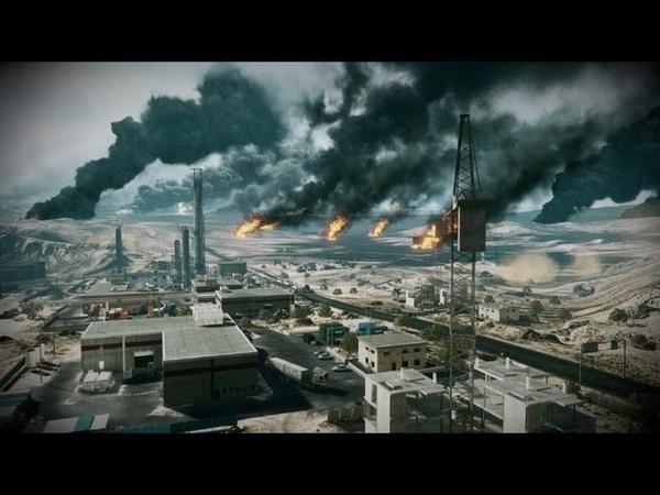 Battlefield 3 - Multiplayer Gameplay Trailer