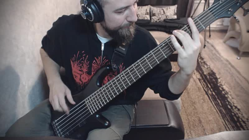Anton Zhikharev (Schecter Studio Custom)