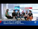 CNCO se encuentra en Los Ángeles para conquistar con su música miles de jóvenes