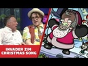 Watch Invader Zim's Cast Sing the Christmas Song Comic Con 2018