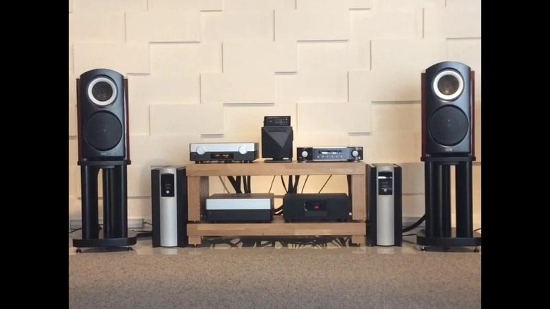 Extreme Audio Demo odası TAD Sistem