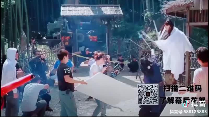 《新七侠五义之屠龙案》花絮 武侠武侠 古风 敬请期待😊