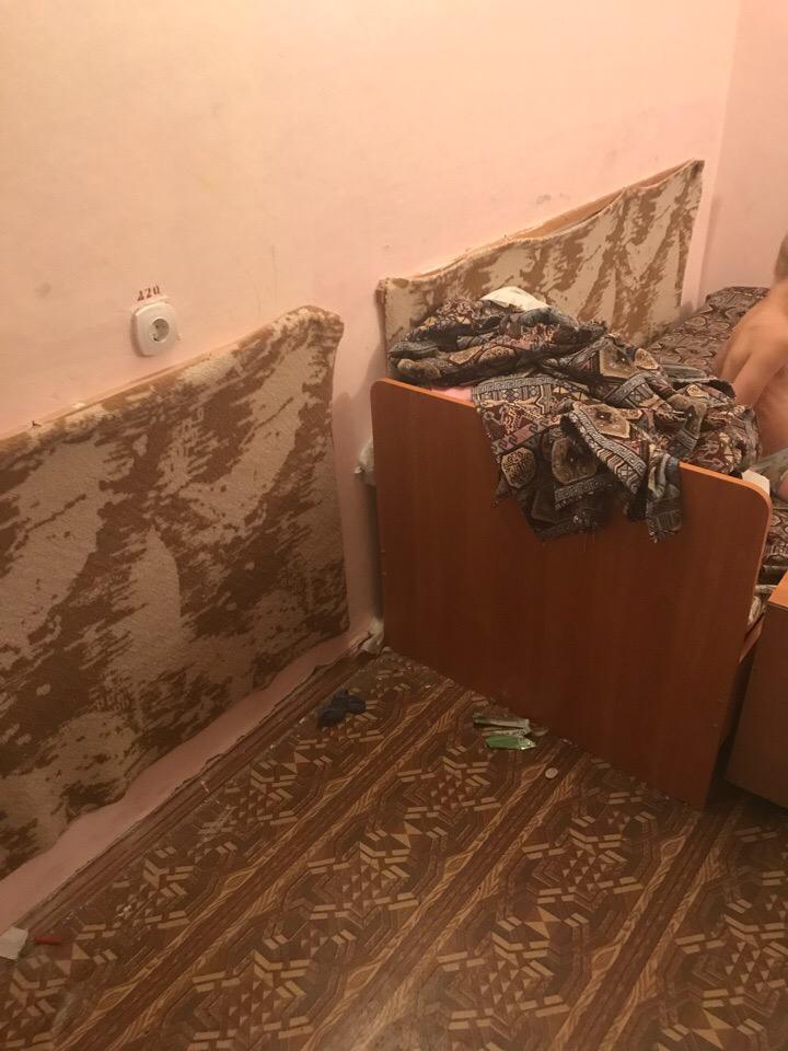Детей из Армянска вывезли в санатории с нечеловеческими условия (фото)