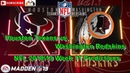 Houston Texans vs. Washington Redskins | NFL 2018-19 Week 11 | Predictions Madden NFL 19