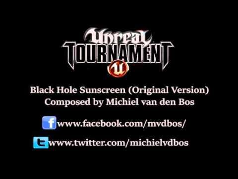 Michiel van den Bos - Black Hole Sunscreen (Unreal Tournament)