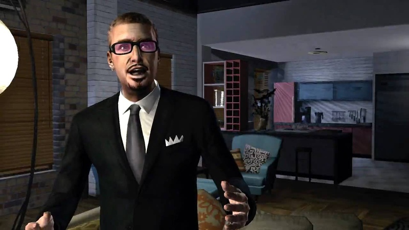 Grand Theft Auto IV: The Ballad of Gay Tony Trailer HD