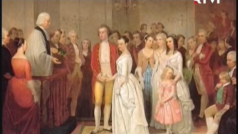 Президенты США и Женщины (2). Вашингтон Джордж и Вашингтон Марта (1789-1797)
