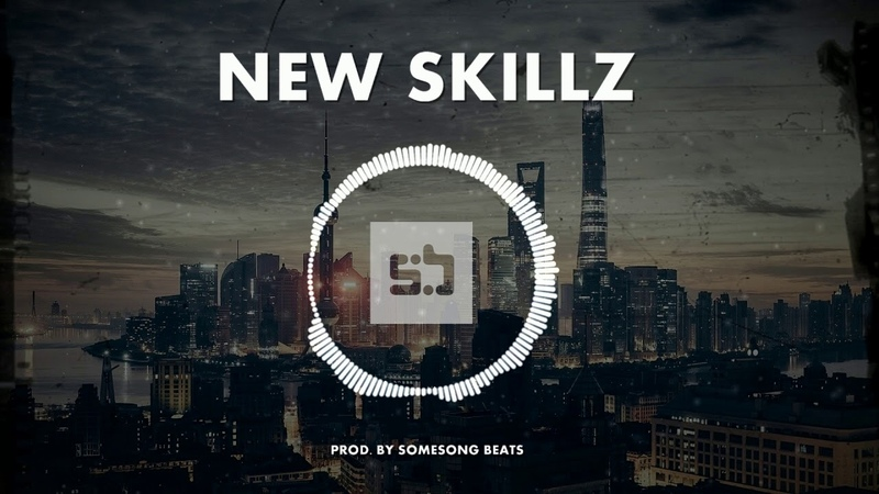 Deep Trap 808 Bass Piano Type Beat | New Skillz - prod. by Somesong Beats