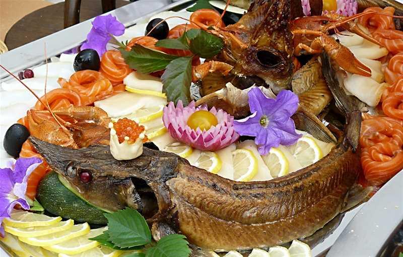 Югорский рыбный фестиваль
