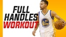 Stephen Curry Dribbling Drills Full Workout Routine