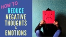 How to Reduce Repetitive Negative Thoughts Emotions || Self-empowerment Healing Series (5)