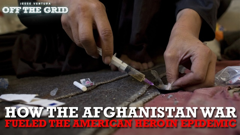 Jesse Ventura Reveals How the Afghanistan War Fueled the American Heroin Epidemic | OTG - Ora TV