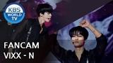 180427 VIXX - Scentist (N Focus) @ KBS Music Bank