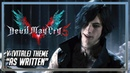 Devil May Cry 5 - V (Vitale) theme (Instrumental) As Written