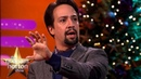 Lin-Manuel Miranda Stuns Emily Blunt By Rapping 'My Shot' from Hamilton!   The Graham Norton Show