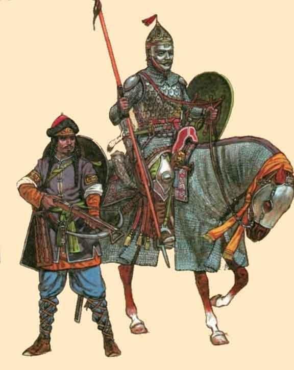 Воины Саладина