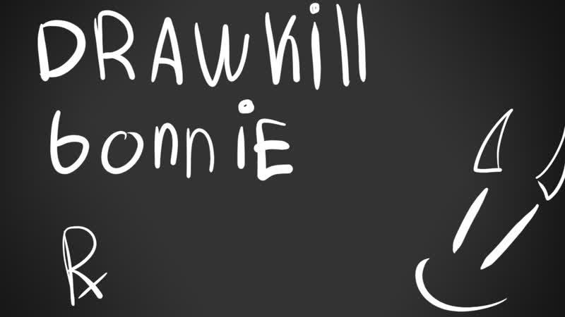 DRAWKILL BONNIE