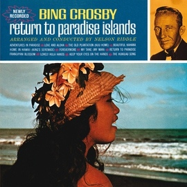 Bing Crosby альбом Return To Paradise Islands