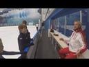 Фигурное катание Плющенко и Сотникова Сборы с олимпийскими чемпионами