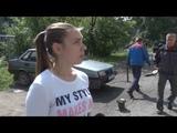 Под самый корень. В Златоусте в борьбе с захватчиками придомовой территории одержана первая победа