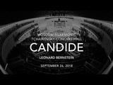 CANDIDE by Leonard Bernstein Moscow 2018