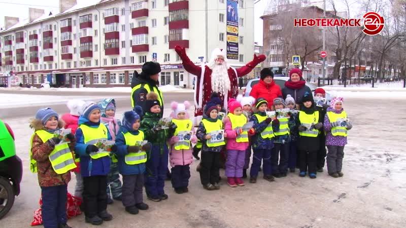 Поздравления с наступающим от самого Деда Мороза!