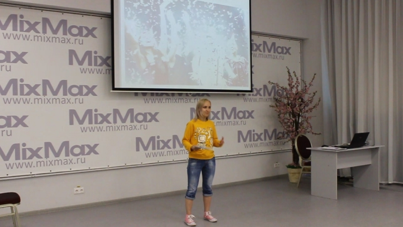 Презентация. Ольга Нигматулина.