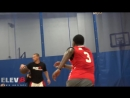 2015 NBA PRE DRAFT PRO DAY WITH CELTICS TERRY ROZIER