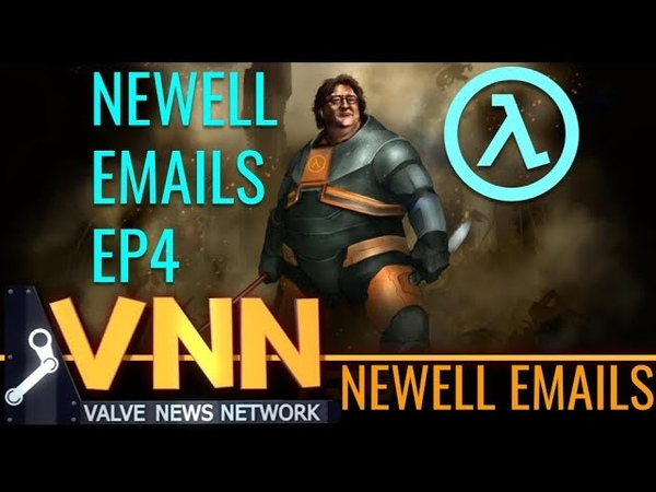How Long until Next Half-Life - Newell E-Mails ep4