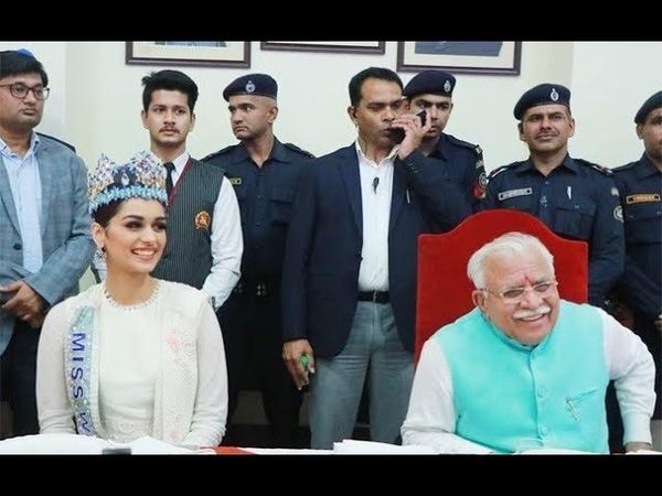 Manushi Chhillars visit to Kurukshetra in Haryana