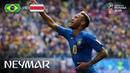 Neymar Goal Brazil v Costa Rica MATCH 25