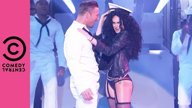 Rumer Willis Performs Cher's If I Could Turn Back Time Lip Sync Battle