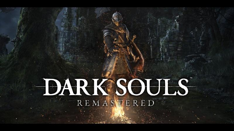 Dark Souls Remastered : Город Нежити (Undead Burg)