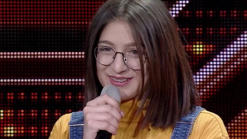 X ფაქტორი ლიკუნა თუთისანი X Factor Likuna Tutisani