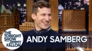 Andy Samberg Bonded with Sandra Oh and Tracked Down His Mom's Birth Parents