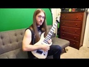 Rings of Saturn Lucas Mann Warm Up Legato Shred