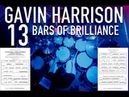 Gavin Harrison - 13 Bars Of Brilliance - The Bukey Breakdown Ep6 - Advanced Drum Lesson